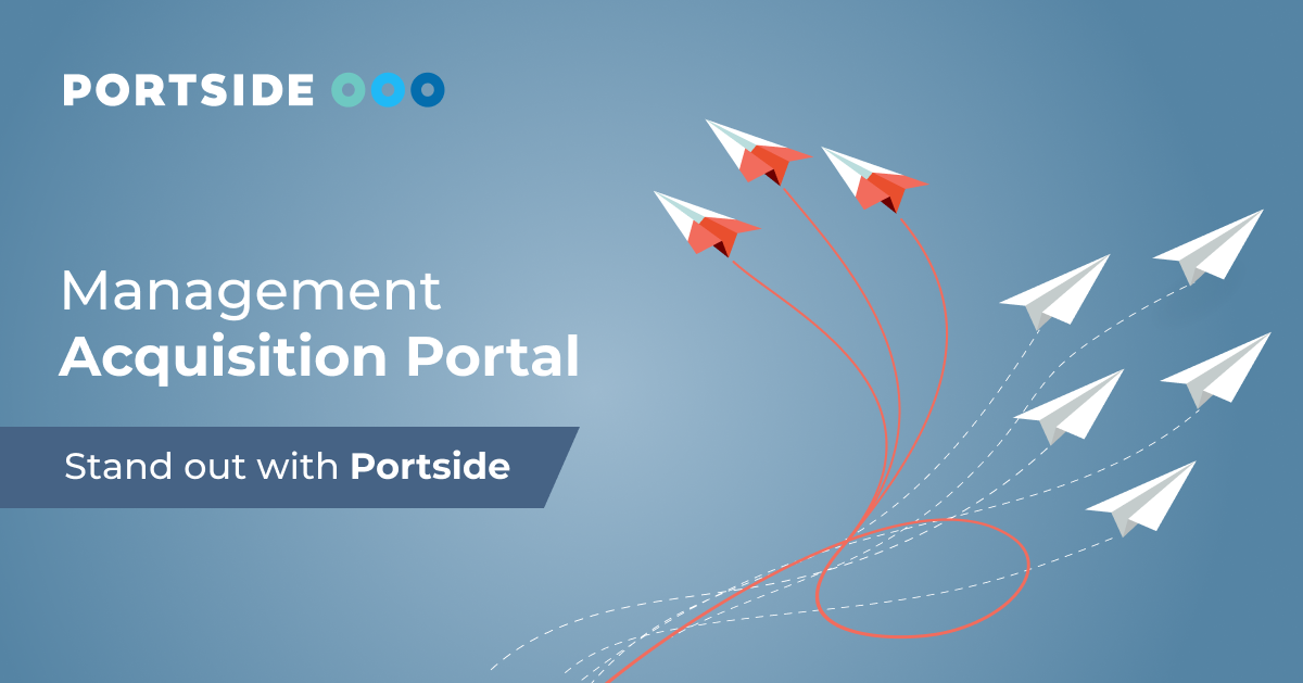 Management Acquisition Portal